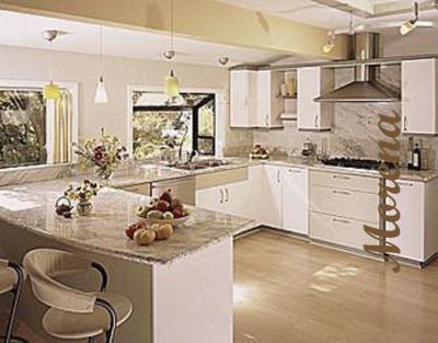 Гармония интерьера бытовой техники и кухни