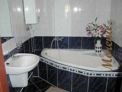 Интерьер ванных комнат.