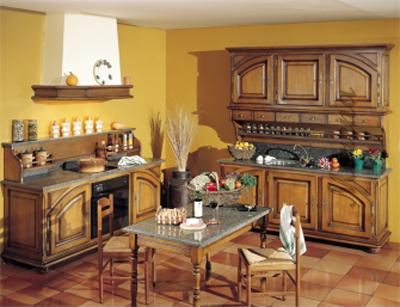 Дизайн кухни в стиле французского ...