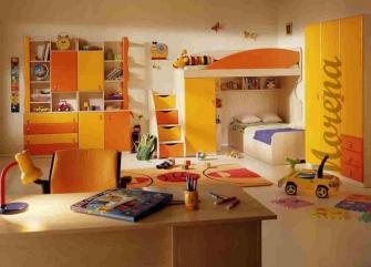 Комнаты для двоих деток марена