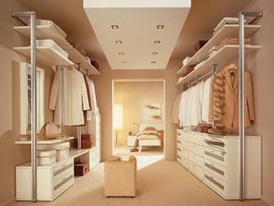 Как должна выглядеть гардеробная комната современной женщины