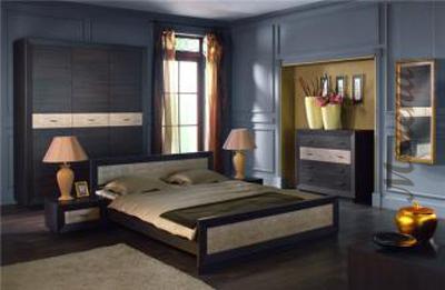 Как цвет спальни может повлиять на человека.