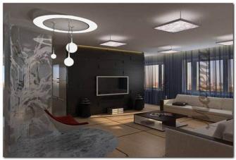 Самостоятельный подход к изменению дизайна квартиры
