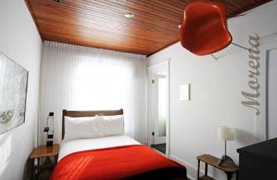 Создание интерьера для маленькой спальни.