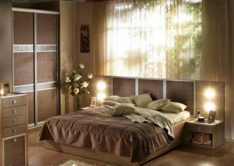 Спальня. Некоторые особенности дизайна