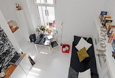 Знаем, как сделать небольшую квартиру более просторной