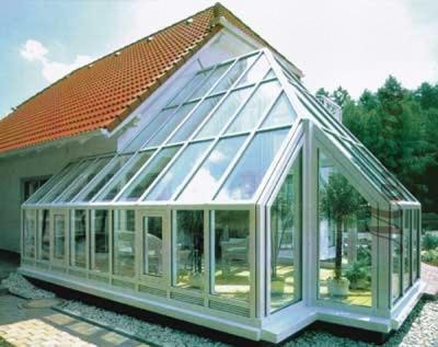 Что лучше для зимнего сада двухкамерное или однокамерное стекло