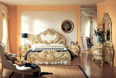 Элитная мебель для спальни