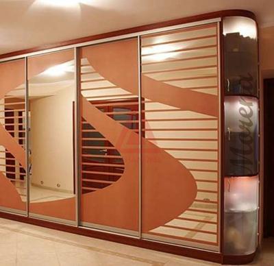 Шкаф-купе на заказ экономим деньги и пространство