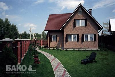 Быстровозводимые каркасные дома для круглогодичного проживания