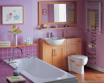 Делаем ванную комнату идеальной и уникальной
