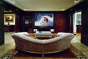 Как обустроить домашний кинотеатр
