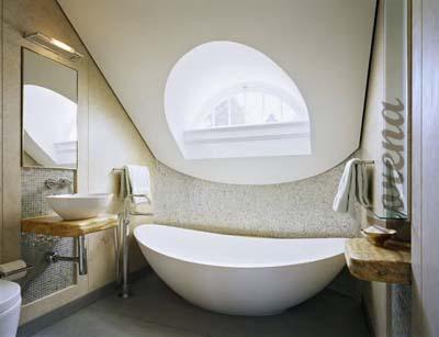 Интерьер ванны от Верес - красота и комфорт