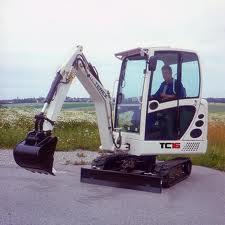 Акция на строительную технику TEREX