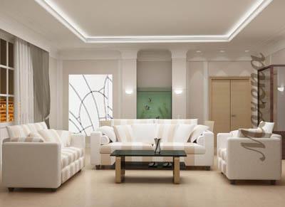 Как правильно создать интерьер небольшой гостиной