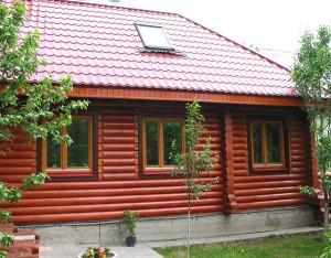 Каким средством лучше антисептировать бревенчатый сруб деревянного дома?