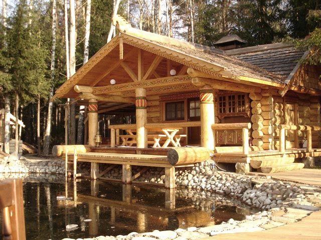 Особенности строительства домов из дерева