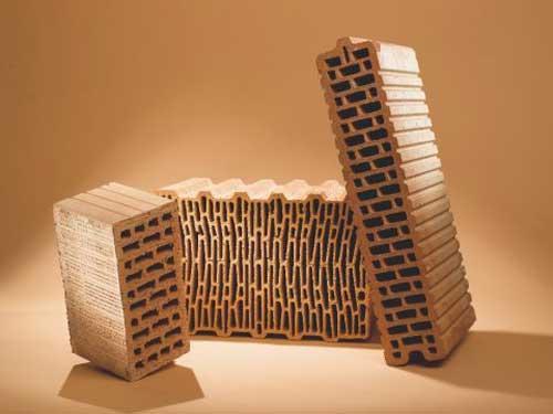 Почему стали пользоваться спросом керамические поризованные блоки