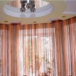 Одежда для окон — нитяные шторы