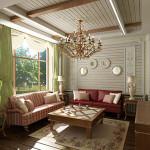 домашняя мебель под стиль прованс