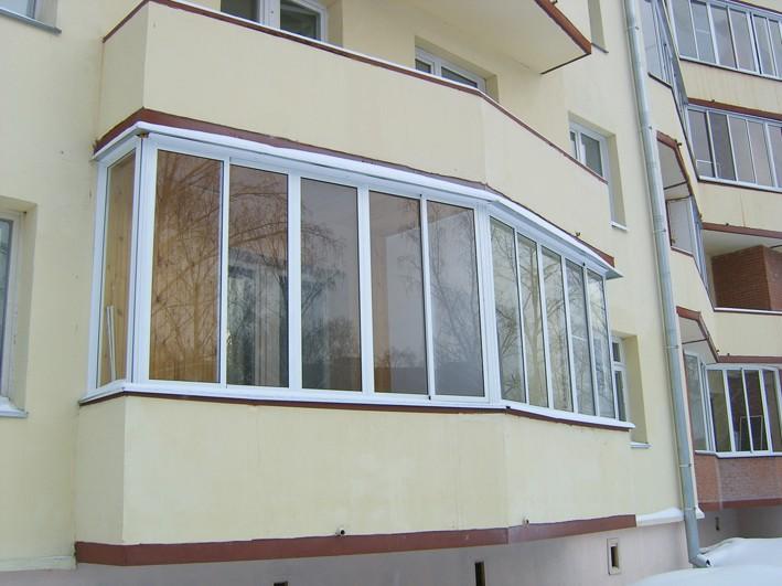 инновации в балконном остеклении