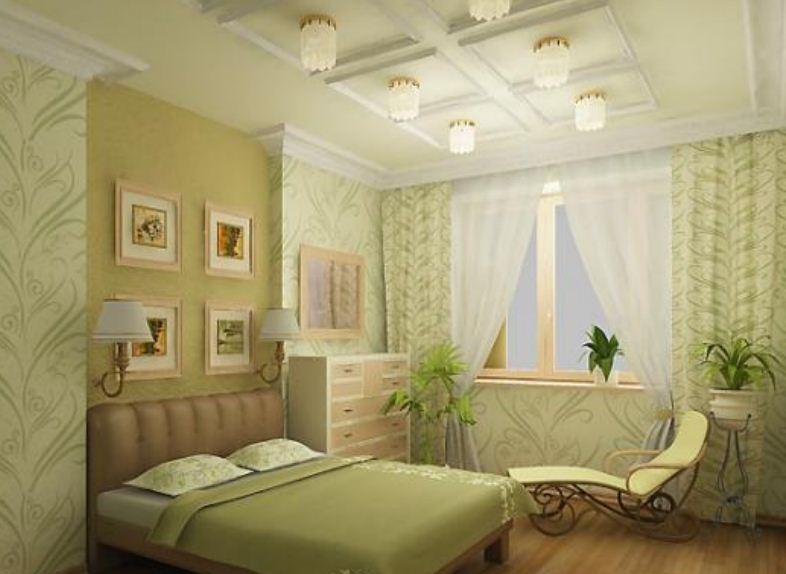 как правильно оформить дизайн спальной комнаты