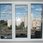основные элементы пластикового окна