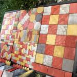 популярность вибролитой плитки