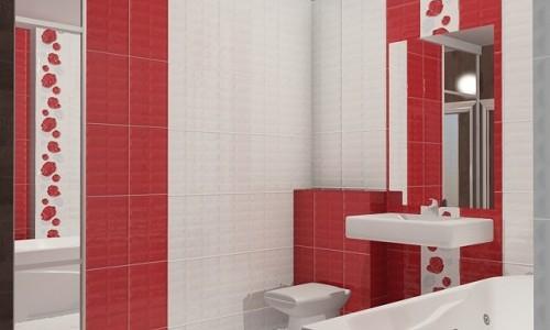 Кафельная плитка для стен в ванной: особенности выбора и монтажа