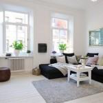 важность окна для интерьера гостиной