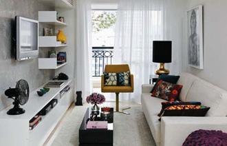 Мебель для гостиной - особенности расстановки