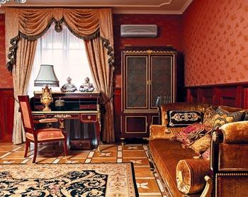 Английский стиль в интерьерах домов и квартир