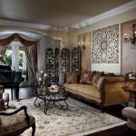Кованые предметы в интерьере дома и квартиры