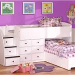 Выбор детской кровати–чердака