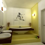 Принципы дизайна интерьера ванной комнаты