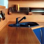 Кухонные столешницы из ДСП