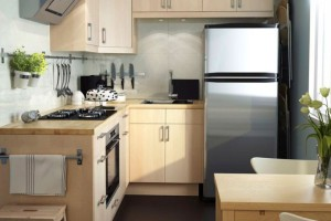 дизайн маленьких по площади кухонь