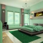 Какими тонами декорировать спальную комнату